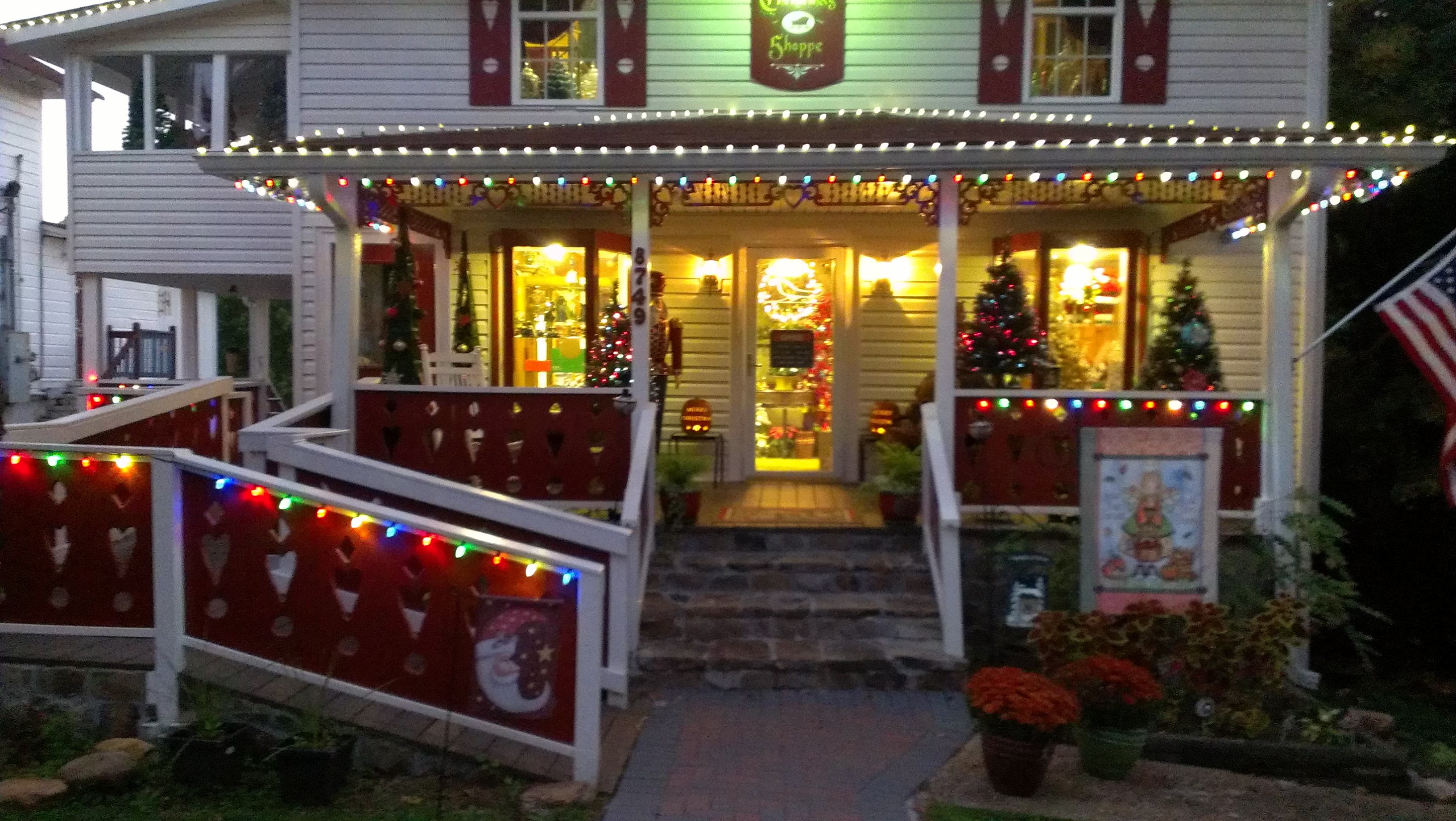 Helen Ga Christmas.The Christmas Shoppe Helen Ga